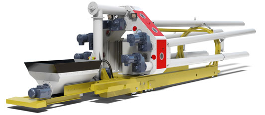 FE Backfill Machine