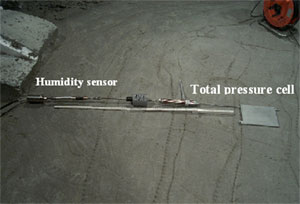 FOM - total pressure cell